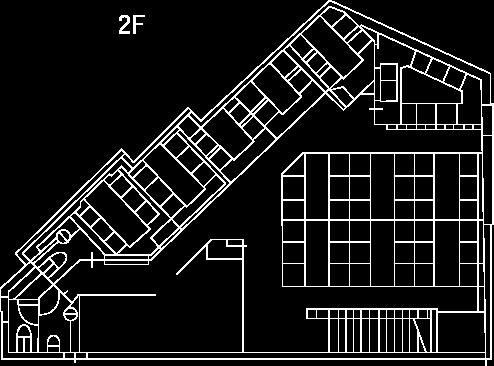フロアマップ2F