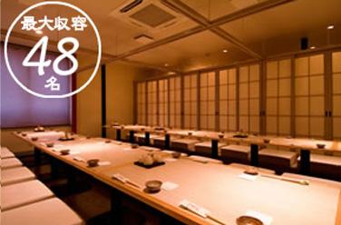 部屋番号No.21〜No.26 宴会場